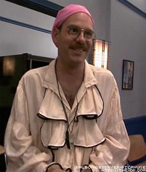 Tobias Funke Pirate