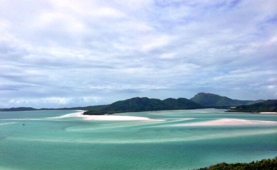 Whitehaven Beach - Whitsundays in Australia