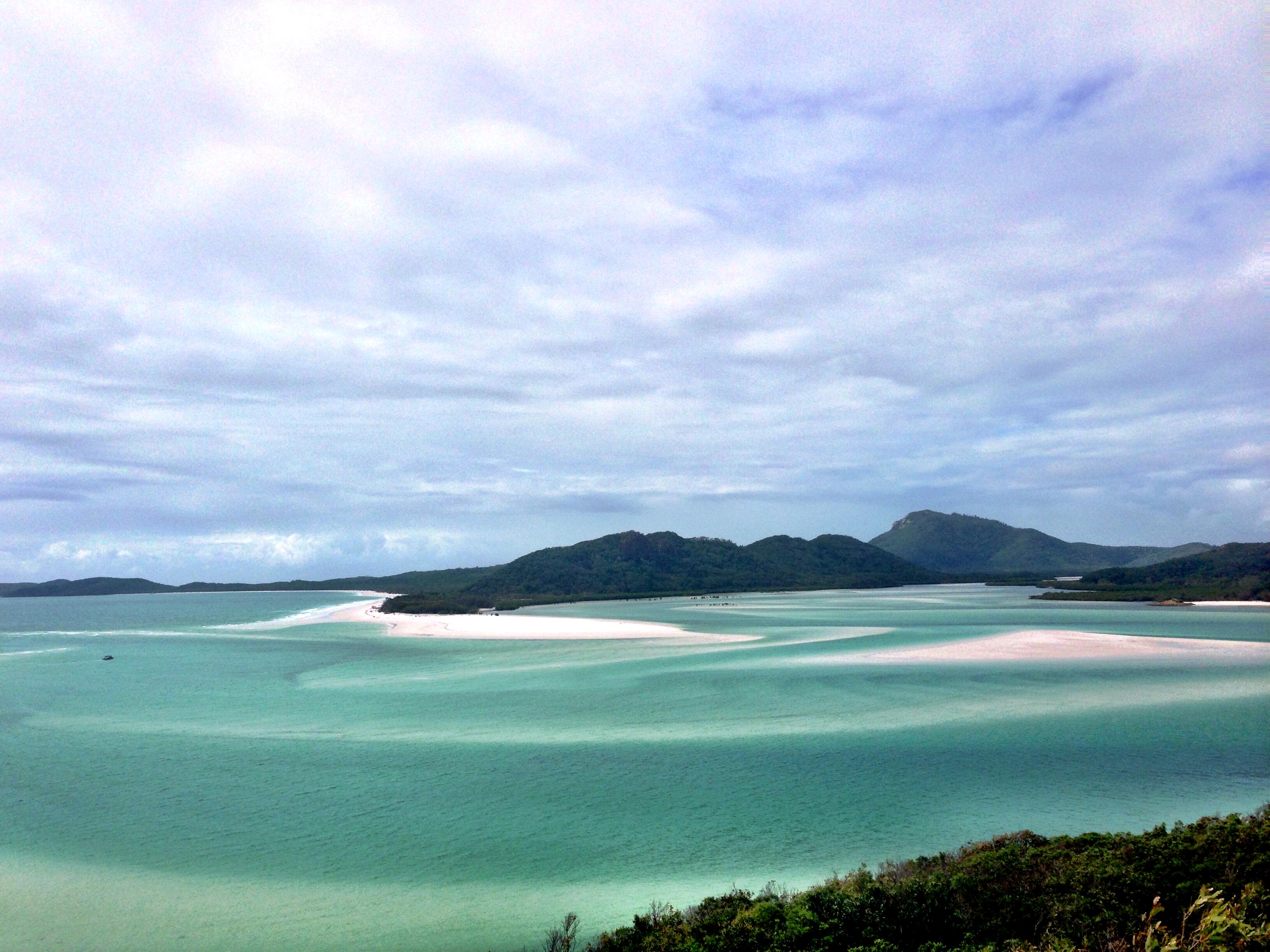 Whitehaven Beach - Whitsundays in Australia