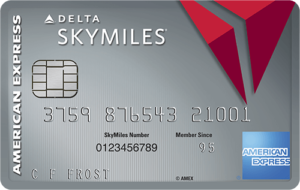 Amex Delta Platinum Application - 70K