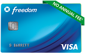 Chase Freedom Application