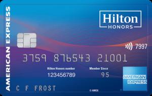 Amex Hilton Surpass - 75K Bonus